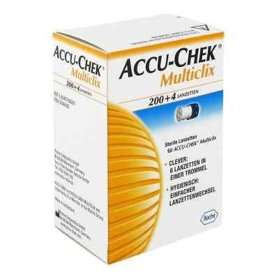 Accu Chek Multiclix Lanzetten  bei versandapo.de bestellen