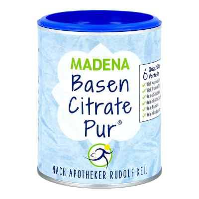 Basen Citrate Pur Pulver nach Apotheker Rudolf Keil  bei versandapo.de bestellen