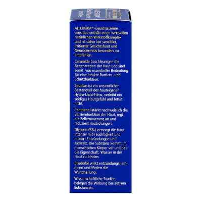 Allergika Gesichtscreme sensitive  bei versandapo.de bestellen