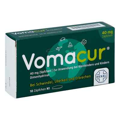 Vomacur 40mg  bei versandapo.de bestellen