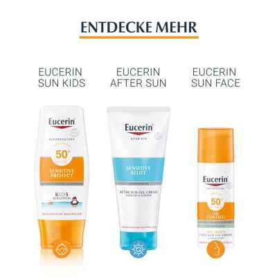 Eucerin Sun Sensitive Protect Lotion Extra Light LSF 50+  bei versandapo.de bestellen