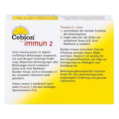 Cebion Immun 2 Kapseln  bei versandapo.de bestellen