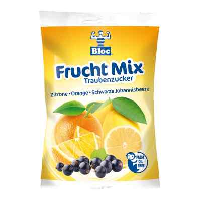 Bloc Traubenzucker Fruchtmix Beutel   bei versandapo.de bestellen