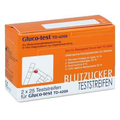 Gluco Test Blutzuckerteststreifen  bei versandapo.de bestellen