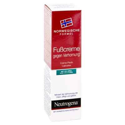 Neutrogena norweg.Formel Fusscreme gegen   Verhornung  bei versandapo.de bestellen