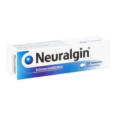 Neuralgin Schmerztabletten 250mg/200mg/50mg  bei versandapo.de bestellen