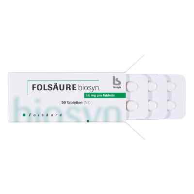 Folsäure 5 mg Tabletten  bei versandapo.de bestellen