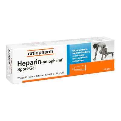 Heparin-ratiopharm Sport  bei versandapo.de bestellen