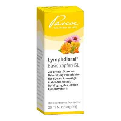 Lymphdiaral Basistropfen Sl  bei versandapo.de bestellen