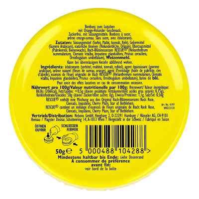 Bach Original Rescue Pastillen Orange Holunder  bei versandapo.de bestellen