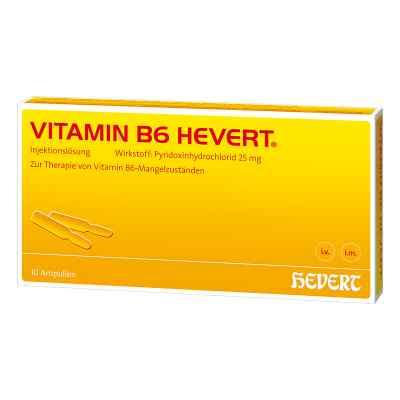 Vitamin B6 Hevert Ampullen  bei versandapo.de bestellen