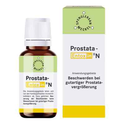 Prostata Entoxin N Tropfen  bei versandapo.de bestellen