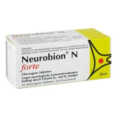 Neurobion N forte überzogene Tabletten  bei versandapo.de bestellen