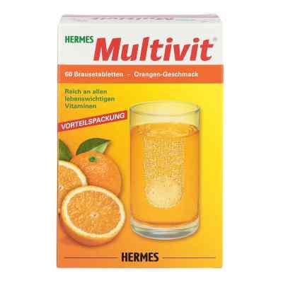 Hermes Multivit Brausetabletten  bei versandapo.de bestellen