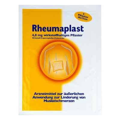 Rheumaplast 4,8mg Wirkstoffhaltiges Pflaster  bei versandapo.de bestellen