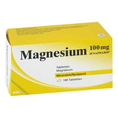 Magnesium 100 mg Jenapharm Tabletten  bei versandapo.de bestellen