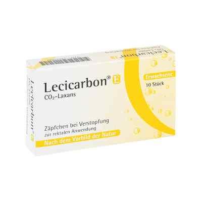 Lecicarbon E CO2-Laxans für Erwachsene  bei versandapo.de bestellen
