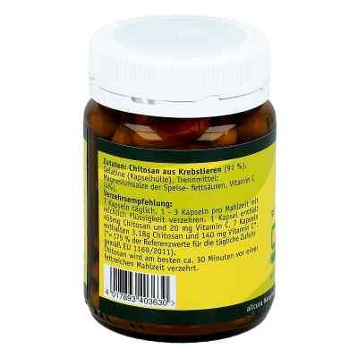 Chitosan Kapseln 480 mg  bei versandapo.de bestellen