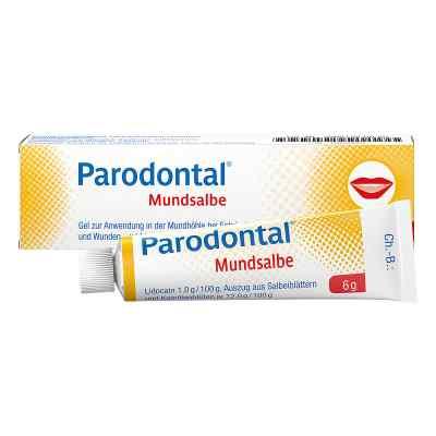 Parodontal Mundsalbe  bei versandapo.de bestellen