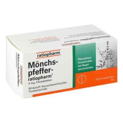 MÖNCHSPFEFFER-ratiopharm 4mg  bei versandapo.de bestellen