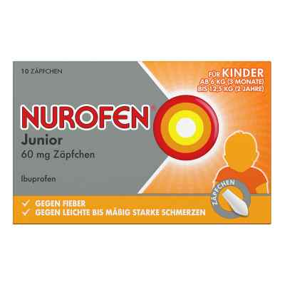 Nurofen Junior 60mg  bei versandapo.de bestellen
