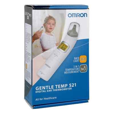 Omron Gentle Temp 521 digit.Infrarot-Ohrtherm.3in1  bei versandapo.de bestellen