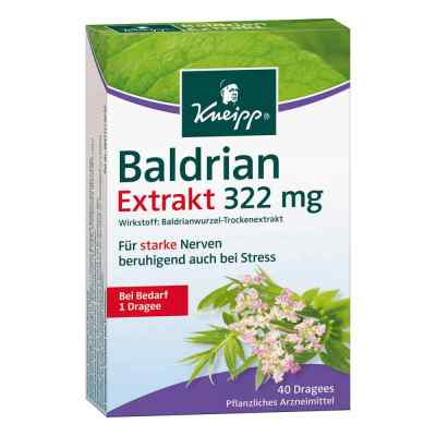 Kneipp Baldrian Extrakt 322mg  bei versandapo.de bestellen