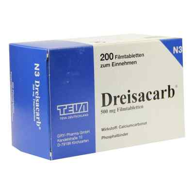 Dreisacarb Filmtabletten  bei versandapo.de bestellen