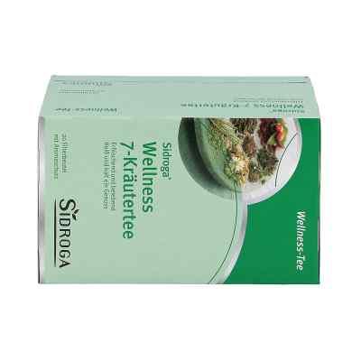 Sidroga Wellness 7-kräutertee Filterbeutel  bei versandapo.de bestellen