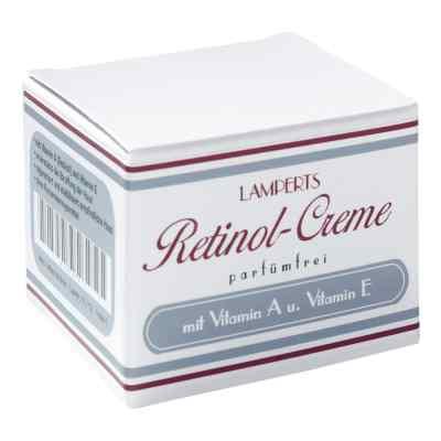 Retinol Creme parfümfrei Lamperts  bei versandapo.de bestellen