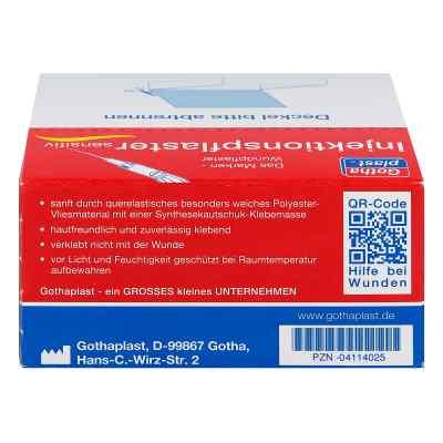 Gothaplast Injektionspfl.sensitiv 1,7x4 cm  bei versandapo.de bestellen