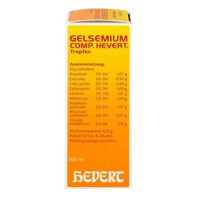 Gelsemium Comp. Hevert Tropfen  bei versandapo.de bestellen