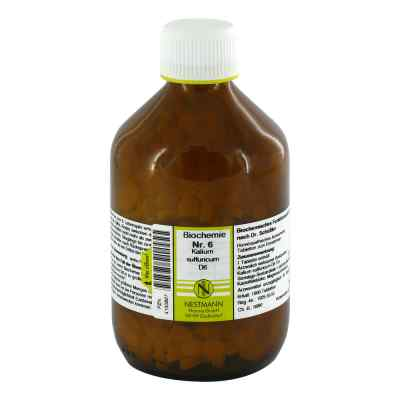 Biochemie 6 Kalium sulfuricum D 6 Tabletten  bei versandapo.de bestellen