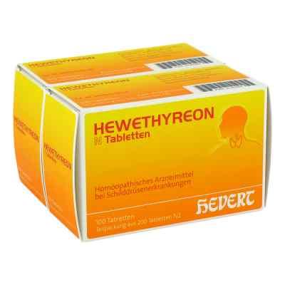 Hewethyreon N Tabletten  bei versandapo.de bestellen