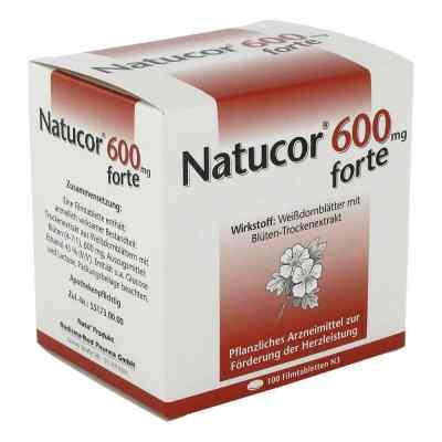 Natucor 600mg forte  bei versandapo.de bestellen