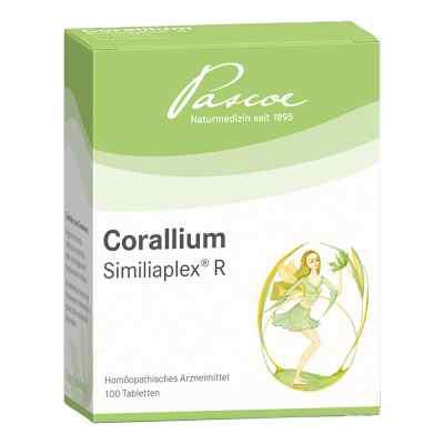 Corallium Similiaplex R Tabletten  bei versandapo.de bestellen