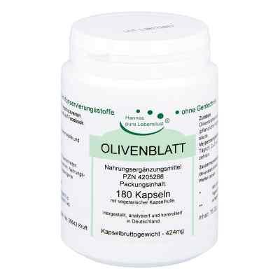 Olivenblatt Extrakt Vegi Kapseln  bei versandapo.de bestellen