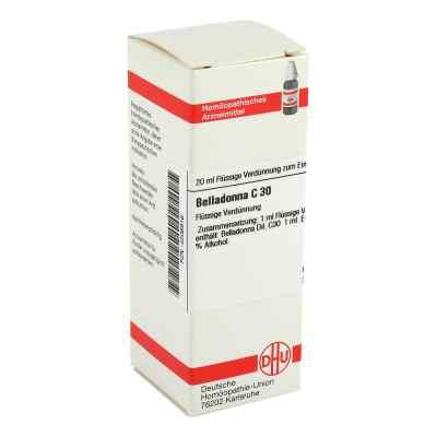Belladonna C 30 Dilution  bei versandapo.de bestellen