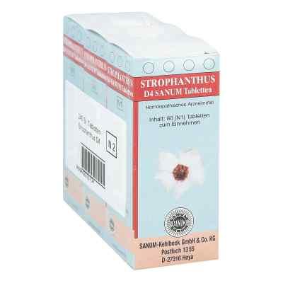 Strophanthus D4 Sanum Tabletten  bei versandapo.de bestellen