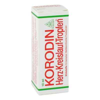 Korodin Herz Kreislauf Tropfen  bei versandapo.de bestellen