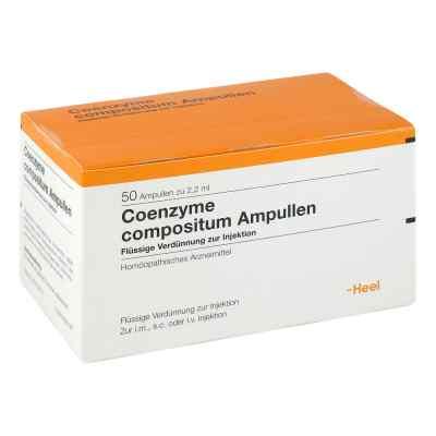 Coenzyme compositum Ampullen  bei versandapo.de bestellen