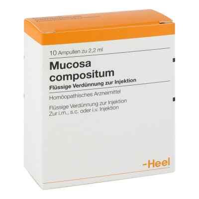 Mucosa Compositum Ampullen  bei versandapo.de bestellen
