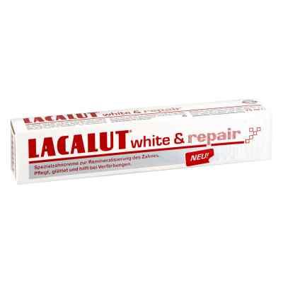 Lacalut white & repair Zahncreme  bei versandapo.de bestellen