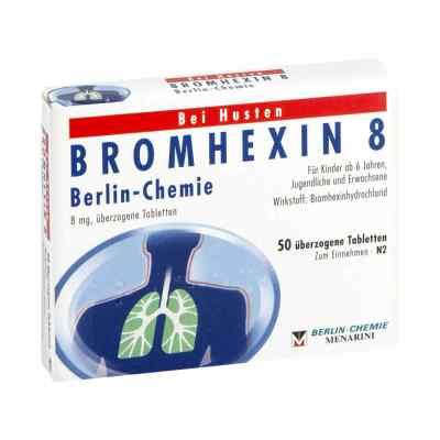 BROMHEXIN 8 Berlin-Chemie  bei versandapo.de bestellen