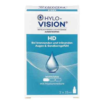 Hylo-vision Hd Augentropfen  bei versandapo.de bestellen