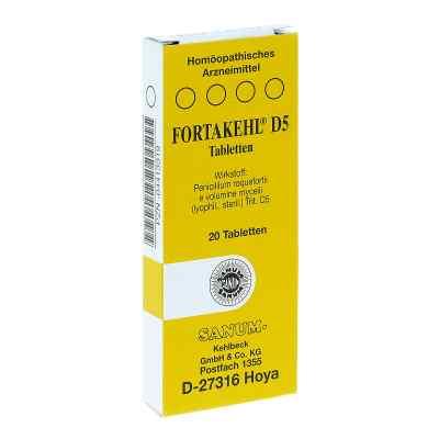 Fortakehl D5 Tabletten  bei versandapo.de bestellen