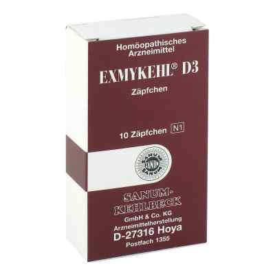 Exmykehl D3 Suppositorien  bei versandapo.de bestellen