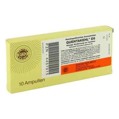 Quentakehl D5 Ampullen  bei versandapo.de bestellen