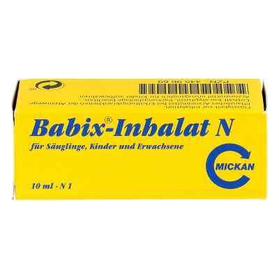 Babix-Inhalat N  bei versandapo.de bestellen