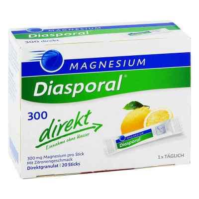 Magnesium Diasporal 300 direkt Granulat  bei versandapo.de bestellen